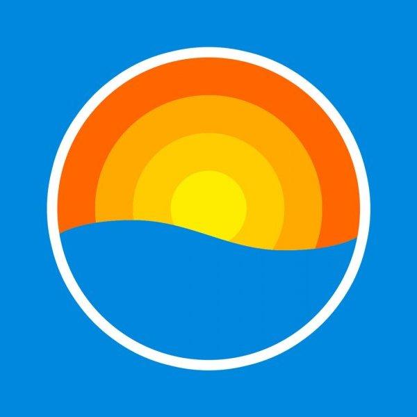 WP Sunday Logo by Mark Sheraton